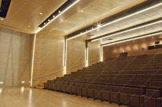 auditorium ceiling design - Buscar con Google