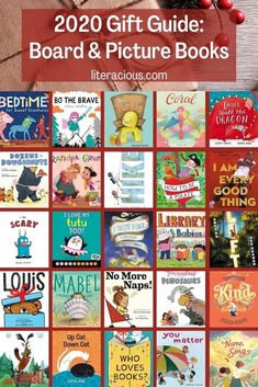 2020 Gift Guide: Board Books & Picture Books Christian Robinson, Feminist Books, Mentor Texts, Chapter Books, Picture Books, Book Themes, Love Book, Book Publishing, Book Recommendations