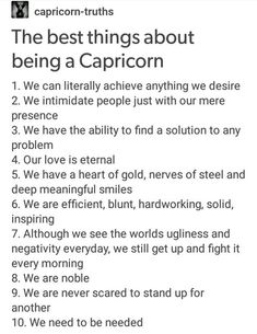 Daily Horoscope 2017 Description Uploaded by 青. Find images and videos about zodiac, capricorn and zodiac signs on We Heart It - the app to get lost in Zodiac Capricorn, Capricorn Season, Capricorn Girl, Zodiac Sign Traits, Capricorn Quotes, Zodiac Signs Capricorn, Zodiac Star Signs, My Zodiac Sign, Zodiac Facts