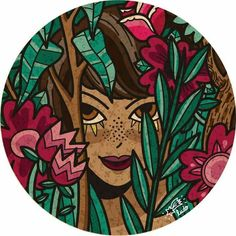 Ilustración de El Cometa Ludo Painting Inspiration, Art Inspo, Sacred Feminine, Japanese Design, Mosaic Art, Caricature, Watercolor Art, Art Photography, Digital Art