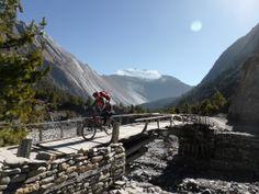 Mountain Biking the Annapurna Circuit 2013
