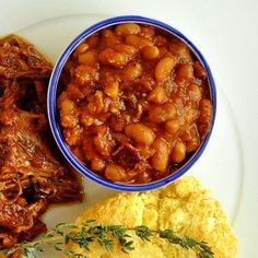 Maple Chipotle Barbeque Baked Beans - Rock Recipes - Rock Recipes