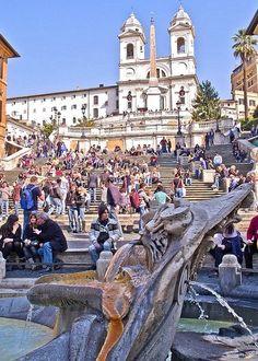 Itinerario a piedi per visitare Roma in 1 giorno