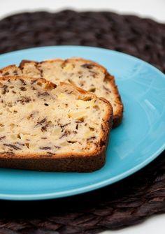 Apfel-Stracciatella Kuchen