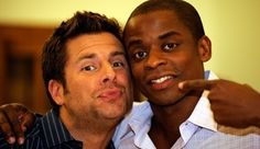 """James Roday and Dule Hill - """"Psych"""""""