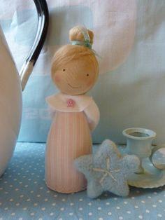 Kleine Paulina with winterstar