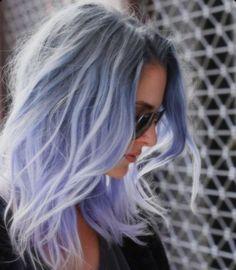 lilac hair   Tumblr