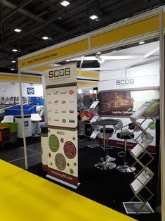 After a busy and productive two days at Intralogistex 2019 – ILX19, Yesterday, the exhibition came to an end. Attended by high-profile logistics professionals, the show was yet again, an amazing chance to make new business connections.