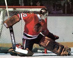 Women's Hockey, Blackhawks Hockey, Hockey Stuff, Chicago Blackhawks, Goalie Mask, Golden Age, Nhl, Cushions, Play