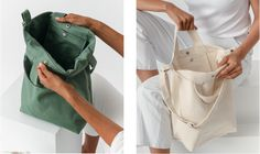 The Tote Bag Edit | BAGGU | Curated Here