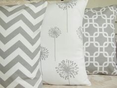Throw Pillows Decorative Pillows Accent Pillow by SeamsToMe23