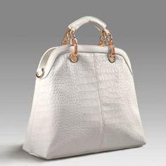 Trendy Summer 2014  Ladies Crocodil Handbag