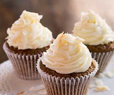 The Best Ever Carrot Cake Cupcakes