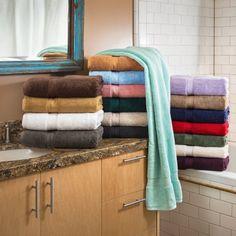 Superior 900GSM 100% Premiuum Quality Cotton 4Pc Hand Towel Set, White