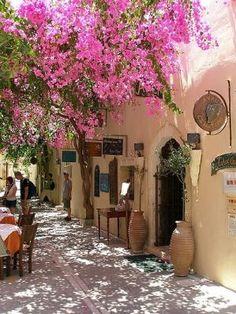 Rethymno, Crete Island, Greece