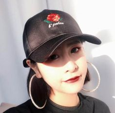 433328997cd 32 Best Unique letter baseball cap for teenage girls images