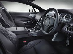 Aston Martin presented the world premiere of the Aston Martin GT, the last of their current signature design with a naturally-aspirated beast. Aston Martin Db9 Gt, James Bond Cars, Signature Design, Luxury Cars, Cool Cars, Ferrari, Car Seats, Porsche, Automobile