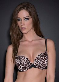 d0d92133cf Leopard Killer Extreme Push-Up Bra Save up to Off at BlackHeart Lingerie  with Discount and Voucher Codes.