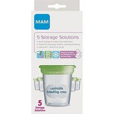 MAM Storage Solution | Baby | George