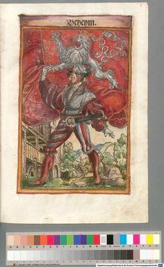 Author: Koebel, Jacob, Title: Wapen. Des heyligen Römischen Reichs Teutscher nation, Date: 1545