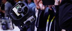 A nova aposta da GoPro para a realidade virtual