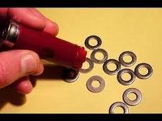 Homemade Shotgun Ammunition: Flat Washers | DIY Weapon by Gun Carrier at http://guncarrier.com/homemade-shotgun-ammunition-flat-washers/