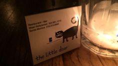 The Little Door on Tastemade.com #dating #date