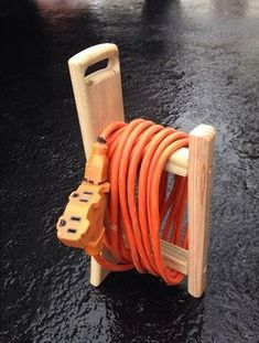 Extension Cord Caddy plan/extension cord holder plan/garage organizer plan/craft storage plan/craft room organizer plan/wood pdf plan/how to – Garage Organization DIY Garage Workshop Organization, Diy Garage Storage, Cord Storage, Craft Storage, Lumber Storage, Storage Caddy, Easy Storage, Woodworking Tools For Beginners, Easy Woodworking Projects