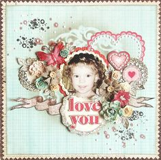{Love You} - Scrapbook.com