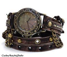 https://www.etsy.com/listing/189387571/steampunk-wrap-watch-antique-brown-wrap