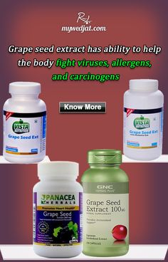 Grape seed extract significantly increased the antioxidants in their blood