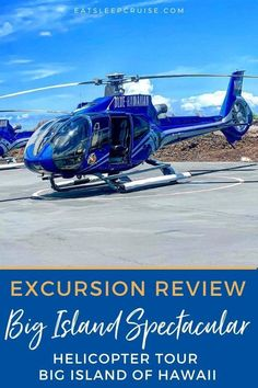 Blue Hawaiian Big Island Spectacular Helicopter Tour Review- Explore the entire Big Island of Hawaii from the air. See why this is one of the most popular tours with our Blue Hawaiian Big Island Spectacular Review. #Hawaii #helicoptertour #thingstodo #HawaiiCruise #cruise #eatsleepcruise Hawaii Resorts, Hotels And Resorts, Best Cruise, Cruise Vacation, Travel With Kids, Family Travel, Volcano National Park, Valley Of The Kings, Adventure Bucket List