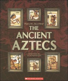 Ancient Aztecs (People of the Ancient World) $7.50 (w)