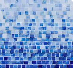 blue mosaic tile background seamless pattern background or 17470