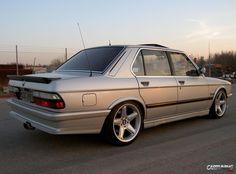 bmw e28   Tuning BMW 5 (E28)