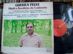 Lp Vinil - Guerra Peixe - Musica Brasileira de concerto - http://www.infinityclassic.com.br/produtos/lp-musica-instrumental/lp-vinil-guerra-peixe-musica-brasileira-de-concerto/