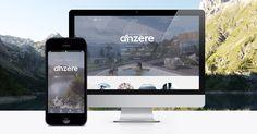 Anzère Tourisme Site Internet, Web Design, Tourism, Design Web, Website Designs, Site Design