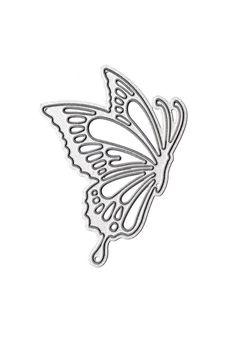butterfly side butterflies drawing dies tattoos