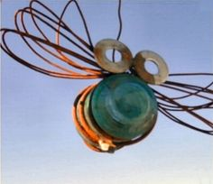 insulator dragon fly