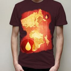 Money from every shirt sold goes to our partners at Blood Water Mission, as well as back to the designers that created these unique shirts! Check them out at www.kiffapparel.com