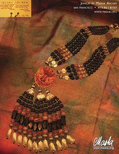 Masha Archer jewelry