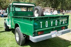 1966 Toyota Landcruiser FJ45 LB Diesel by kenpauley, via Flickr