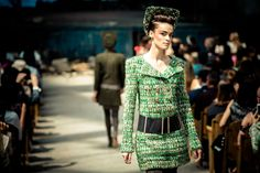 #BWear No one does tweed quite like Chanel.
