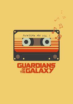 Guardianes de la Galaxia, las mejores ilustraciones