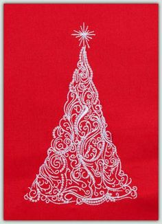 """Avon Creative Needlecraft Kit , Crewel Embroidery """"Country Snowscape"""" X - Embroidery Design Guide 25 Days Of Christmas, Christmas Cards To Make, Christmas Trees, Christmas Stuff, Christmas Decor, Merry Christmas, Xmas, Christmas Projects, Holiday Crafts"""