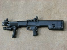 mossberg 590 bullpup   Last edited by StreetSweeper; September 11th, 2009 at 08:25 AM .Reason ...