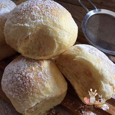 Pão Lua de mel quem experimenta esta delicia não esquece o sabor.