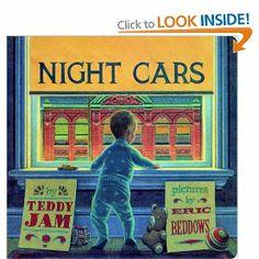 Night Cars: Teddy Jam, Eric Beddows: 9780888997487: Books - Amazon.ca