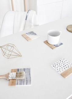 // Simple coasters