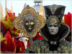 Carnaval de Venise 2010 - Masques et Costumes